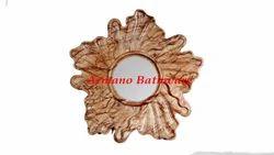 Armano Colour Marble Decorative Mirror, Size: 30x30