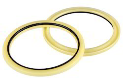 Piston Seals with Polyurethane Slide Rings