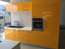 Hettich Modular Kitchen