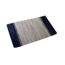 Multicolor Plain Cotton Rugs