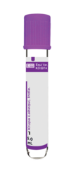 K3 EDTA Vacuum Blood Collection Tube