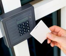 Card Based Access Control Bio-868A