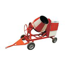 1/2 Bag Concrete Mixer