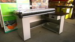 Metal Cash Counter