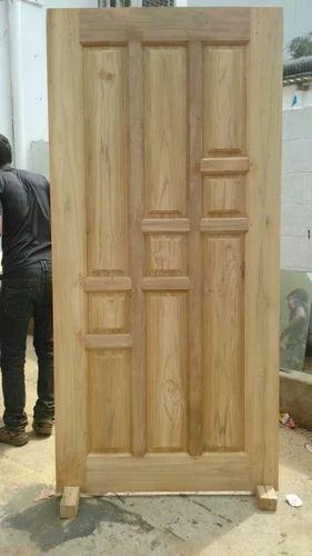 Teak Wood Door Teak Wood Doors Ambattur Chennai Balaji
