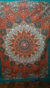 Psychedelic Indian Star Hippie Mandala