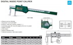 Digital Inside Point Caliper
