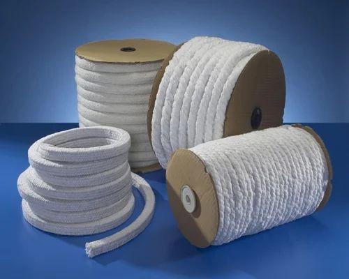 Ceramic Fiber Rope - Ceramic Fiber Tape Manufacturer from Indore