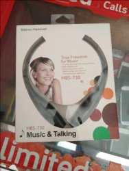 Mobile Stereo Headset