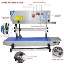 Band Sealer Vertical Type