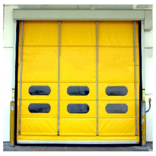 Industrial Doors & Entrance Automation - Automatic Motorised Rolling