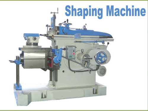 Shaper Machine Shaping Machine Manufacturer From Indore