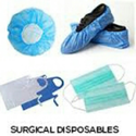 Blue Surgical Disposables, Packaging Type: Box, For Hospital