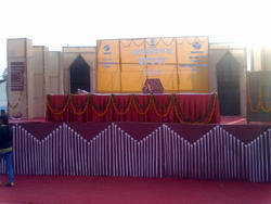 Event Stage Fabrication Services