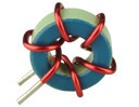 Power Inductors Shielded - THT  Toroidal 18 mm