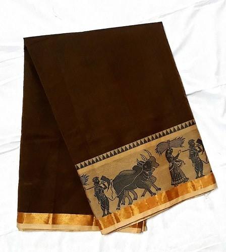 22f47dc0cf Chettinad Cotton Sarees at Rs 700 /piece | प्योर कॉटन ...