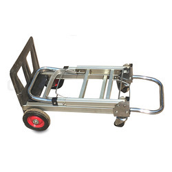 Hulk Lokpal Material Handling Trolleys, Capacity: 1000 kg, Length : 510 mm, Model: HT 1864A