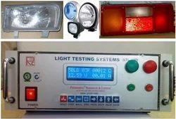 Ms Light Testing Panel
