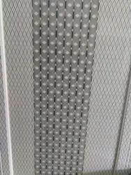 Multicolour PVC Door