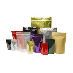 Plain Stand Up Pouches