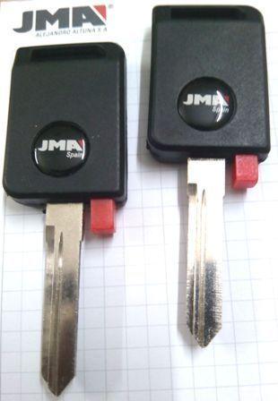Transponder Key Mahindra Bolero