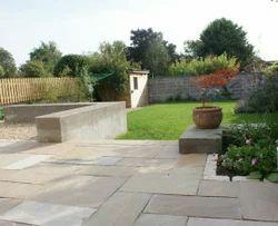 Garden Sandstone Pavers