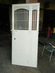 Fabrication Safety Door