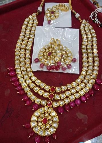 d0627b4f731f6 Kundan Necklace Set