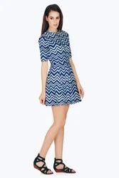 Blue Ladies Dresses