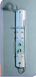 Metal Alloy Hygree Bathroom Shower Panels