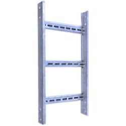 Steel Hot Dip Galvanized Ladder Type Cable Trays