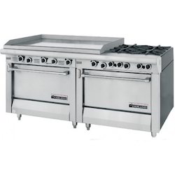 Four Burner With Oven