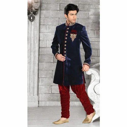 84419f8e Mens Indo Western Suit