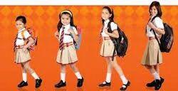Standard Cotton Kids School Uniforms