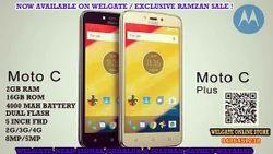 Motorola Moto C Plus Mobile Phones