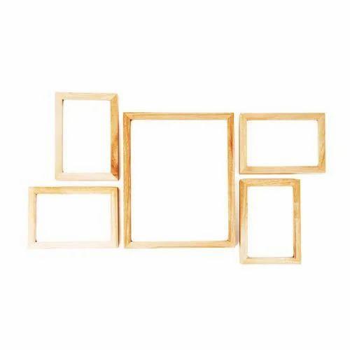 Wooden Collage Frame, Lakdi Ke Photo Frames, Wood Photo Frames, Wood ...
