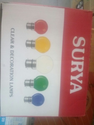 Surya Decorative Night Bulb