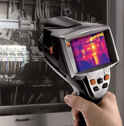 Infrared Thermography Testing & Audit