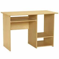 Jayanth Enterprises Brown Wooden Computer Table