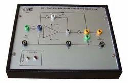 Op - Amp as Precision Half - Wave Rectifier