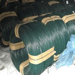 2-5mm Green PVC Coated Wire, Packaging Type: Roll