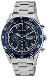 Seiko Chronograph Water Resistant Watch