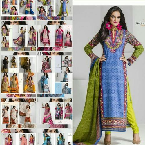 e98ff62f21 Salwar Suits - Heer vol - 6 Long Salwar Suits Wholesaler from Surat