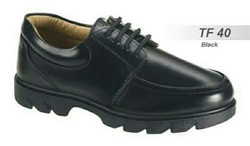 Formal Coaster TF Black Shoes, Size: 6-11