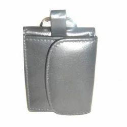 Leather Bifold Money Clip Wallet