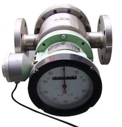 Flow Meter Counter