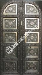 Designer German Silver Door
