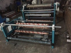 Laminate Film Slitting Rewinding Machine