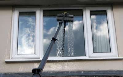 Water Fed Poles Cleaning Services at Rs 1.5/piece   Window Cleaning  Equipment   ID: 10788585188