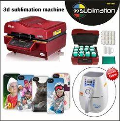 Dye Sublimation Printer 3d